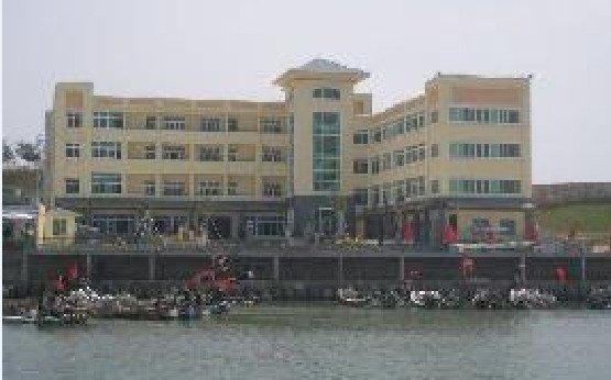 入住:汕尾红海湾绿之岛酒店 海景双人房 1晚