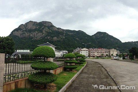温州乐清雁荡山松益宾馆图片
