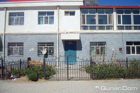 額濟納旗陽光小區小二樓別墅家庭旅店
