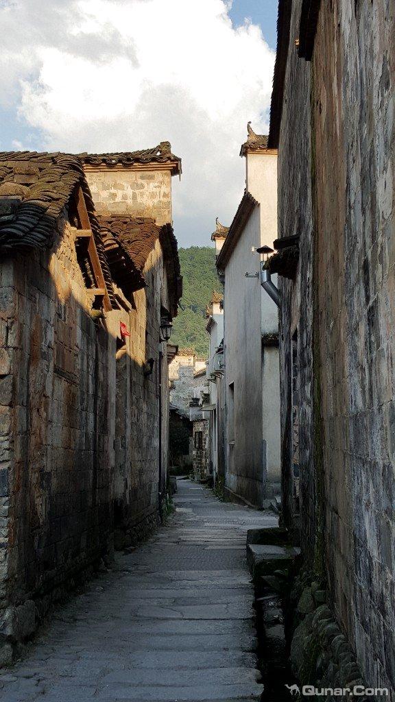 壁纸 风景 古镇 建筑 街道 旅游 摄影 小巷 576_1024 竖版 竖屏 手机