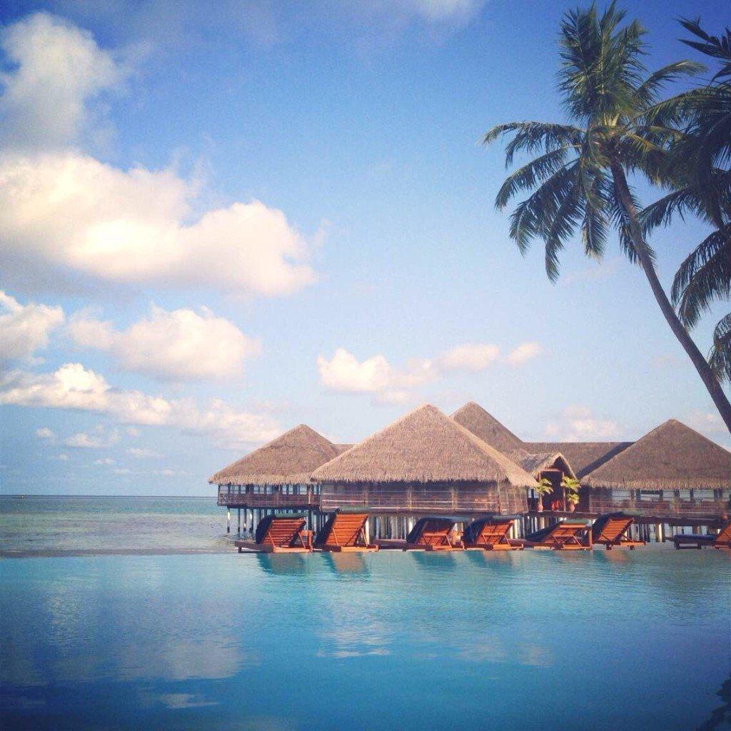 马尔代夫豪华五星曼德芙仕岛,2晚沙滩别墅 2晚水上,水