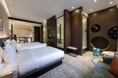 成都SFEEL设计师酒店神仙树店中国建筑设计师博客图片