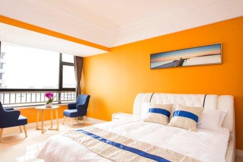 青岛茂号度假公寓酒店万达东方影都店