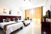 三亚凤凰公寓v公寓别墅舒适型疏散别墅距离计算图片