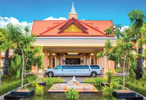 暹粒速卡度假酒店及会议中心(Sokha Siem Reap Resort & Convention Center)