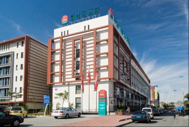 宜必思酒店天津海河店