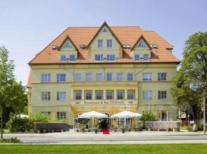 林德曼旧消防局酒店(Hotel Alte Feuerwache)