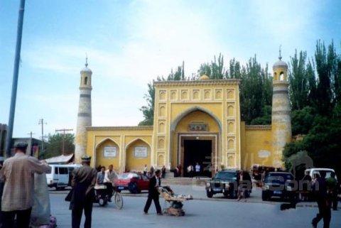 喀什塔西南宾馆