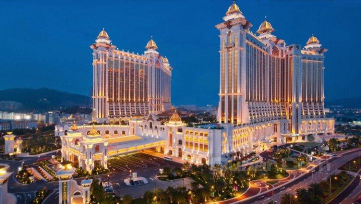 澳门银河酒店(Galaxy Macau)