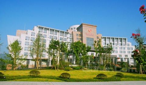 重庆华地王朝华美达广场酒店