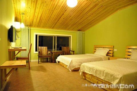 三清山枫枫休闲旅馆