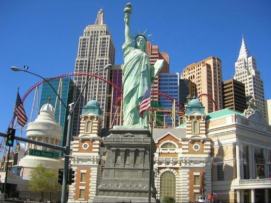 纽约酒店(New York - New York Hotel and Casino)