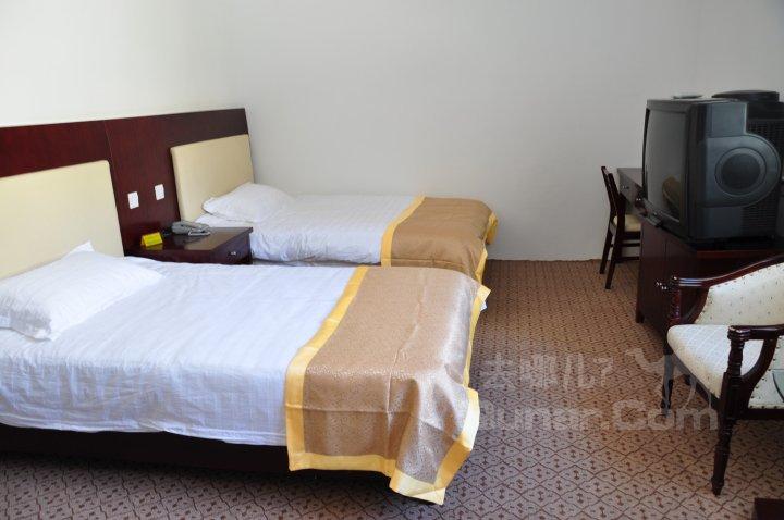 阿勒泰可可托海桦林园宾馆