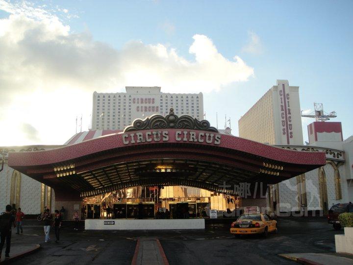 马戏团娱乐场酒店(Circus Circus Hotel)