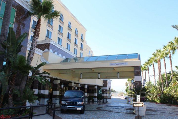 洛杉矶/圣加布里埃尔希尔顿酒店(Hilton Los Angeles/San Gabriel)