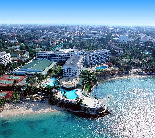 芭堤雅都喜天丽酒店(Dusit Thani Pattaya)