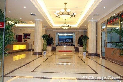 天津津湾酒店