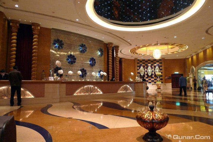 澳门十六浦索菲特大酒店(Sofitel Macau at Ponte 16 Hotel)