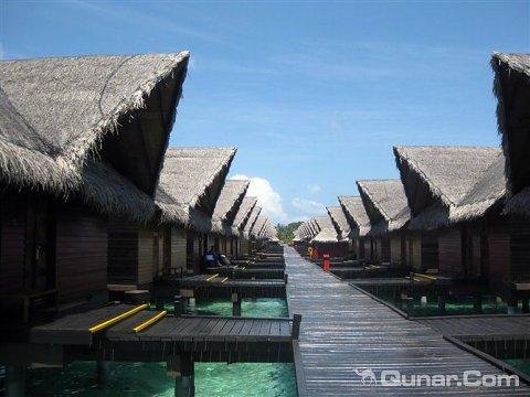 白金岛度假村(Adaaran Select Hudhuranfushi Resort)
