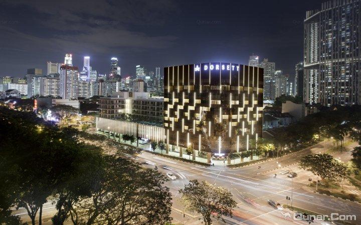 新加坡帝盛酒店(Dorsett Singapore)