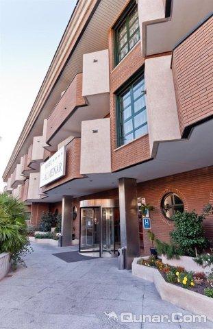 阿尔梅纳尔埃克格瑞纳酒店(Exe Gran Hotel Almenar)