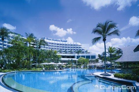 新加坡香格里拉圣淘沙度假酒店(Shangri-La's Rasa Sentosa Resort & Spa)