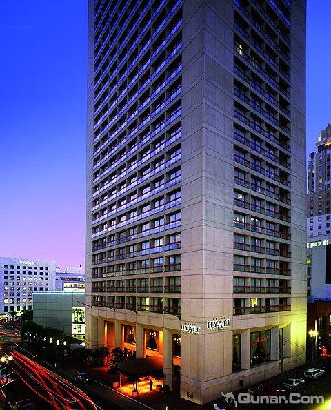 旧金山君悦酒店(Grand Hyatt San Francisco)