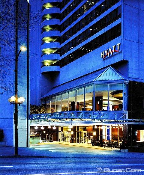 温哥华凯悦酒店(Hyatt Regency Vancouver)