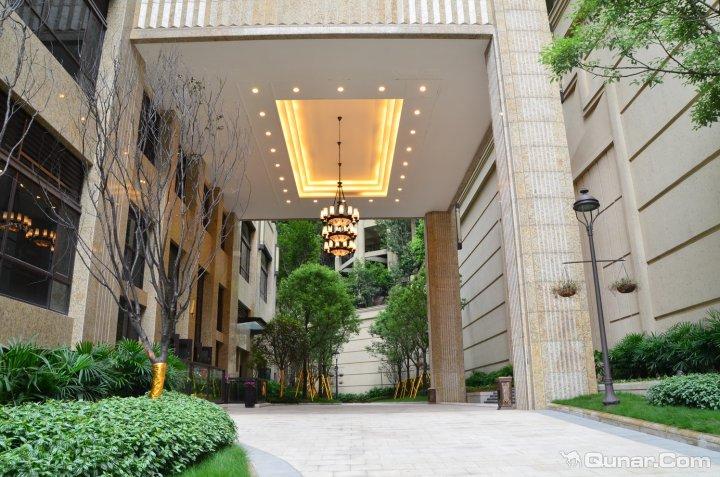 重庆斯维登服务公寓解放碑协信公馆店