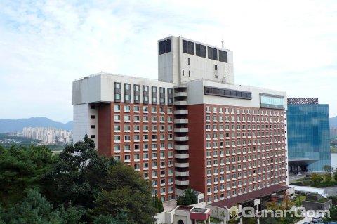 格兰德华克山庄首尔大酒店(Grand Walkerhill Seoul)