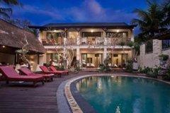 巴厘岛郎宾萨瑞优布达酒店(Lumbung Sari Ubud Hotel Bali)