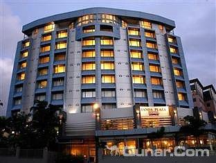 塔诺阿帕广场酒店(Tanoa Plaza Hotel)