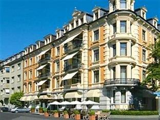 苏黎世奥尔登豪华套房酒店(Alden Luxury Suite Hotel Zurich)