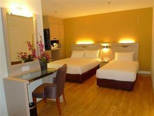 乔治市槟城中环酒店(Hotel Sentral Georgetown)