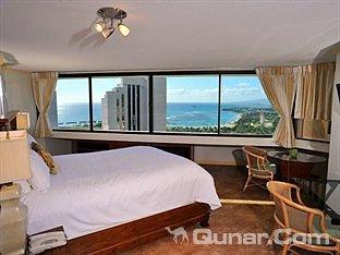 威基基滨海大厦酒店(Marina Tower Waikiki)
