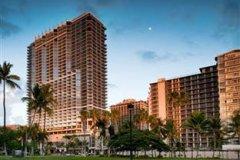 威基基海滩步行特朗普国际酒店(Trump International Hotel Waikiki)