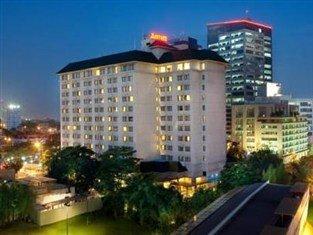 宿务万豪酒店(Cebu City Marriott Hotel)