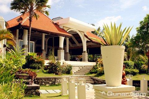 巴厘岛蓝点湾景别墅水疗支付宝提现(Blue Point Bay Villas & Spa Bali)