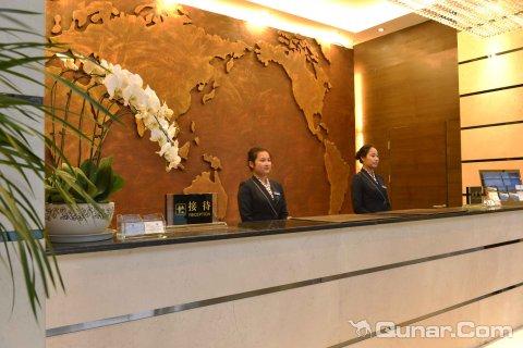成都嘉年CEO酒店公寓成都会展中心福年广场店