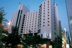 大阪十字酒店(Cross Hotel Osaka)