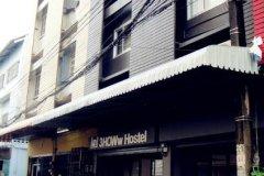 曼谷考山路3号青年旅馆(3Howw Hostel Khaosan)