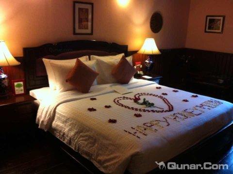 暹粒哈努曼阿拉亚精品酒店(HanumanAlaya Boutique & Residence Siem Reap)
