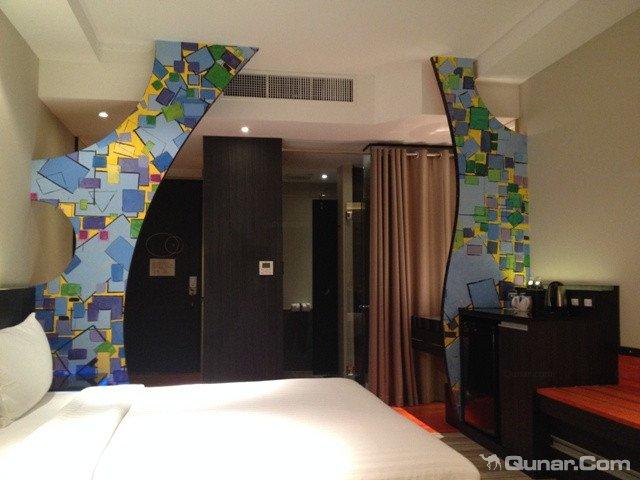 芭堤雅暹罗设计酒店(Siam @ Siam Design Hotel, Pattaya)