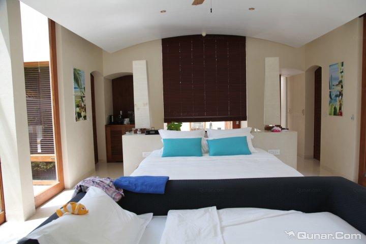 马尔代夫伦格里岛康莱德酒店(Conrad Maldives Rangali Island)