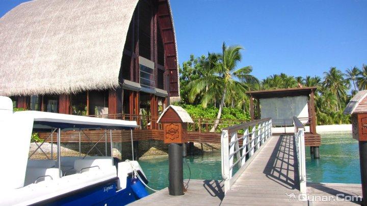 香格里拉(Shangri-La's Villingili Resort and Spa, Maldives)