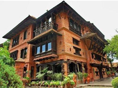 加德满都德瓦里卡酒店(The Dwarika's Hotel Kathmandu)