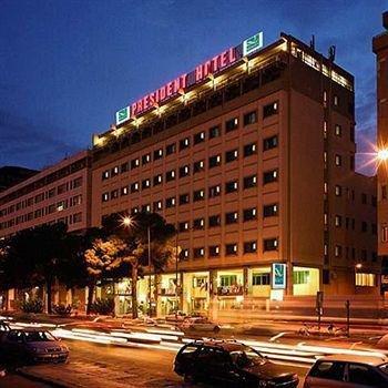 Quality Hotel President Palermo