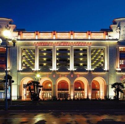 凯悦尼斯地中海宫殿酒店(Hyatt Regency Nice Palais de la Méditerranée)