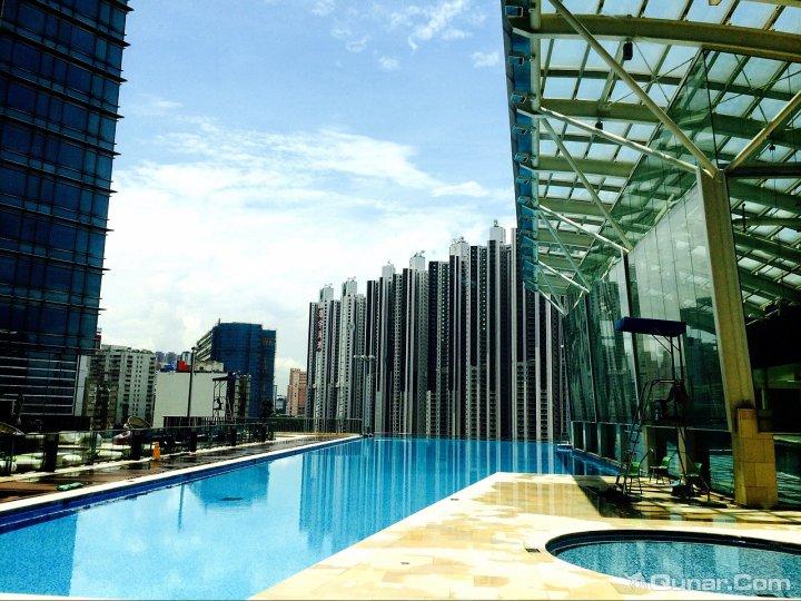 香港如心海景酒店暨会议中心(L'hotel Nina et Convention Centre)