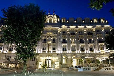 柏斯科罗酒店(Boscolo Exedra Nice)
